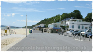 Branksome Chine Beach, Poole Beaches