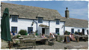 The Square and Compass, Worth Matravers, Dorset