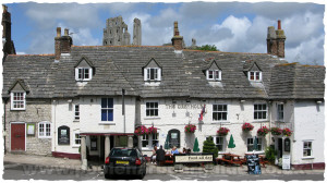 The Greyhound Inn, Corfe Castle Pubs