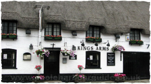 Kings Arms, Wareham - Dorset Pubs