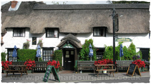 The Castle Inn West Lulworth - Dorset Pubs