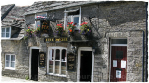 The Fox Inn, Corfe Castle - Corfe Castle Pubs