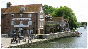 The Old Granary Wareham - Dorset Pubs