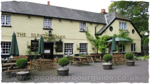 The Silent Woman, Wareham Forest - Dorset pubs