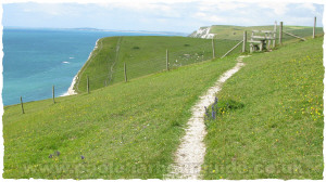 Durdle Door South west Coast Footpath