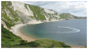 Lulworth Cove to Mupe Bay Walk