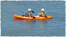 Lulworth Cove Kayaking