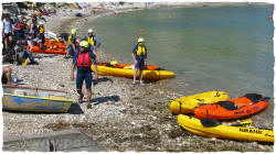 Jurassic Tours Kayaking