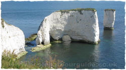 Old Harry Rocks Photos, Studland, Dorset - Poole Harbour Guide