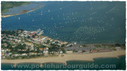 Aerial Photo of Sandbanks, Sandbanks Poole