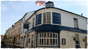 The Guildhall Tavern (best restaurants in Poole guide)