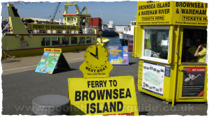 Poole Boat Trips / Poole Ferry from Poole Quay to Brownsea Island and Wareham River Cruises