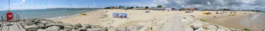 Sandbanks Panoramic Photos, Sandbanks Poole