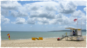 Sandbanks Beach - Poole Harbour Guide